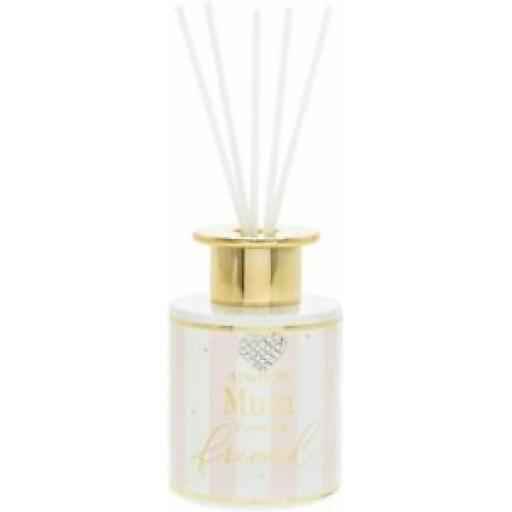 Lesser And Pavey Reed Diffuser Always My Mum Forever My Friend Pomegranate Noir