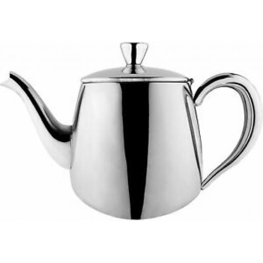 Grunwerg Cafe Ole Premium Stainless Steel Teapot PT-018 510ml