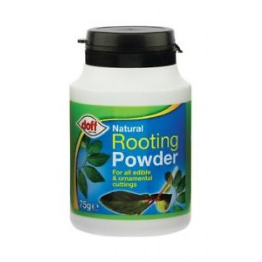 Doff Natural Rooting Powder Growth Supplement 75g