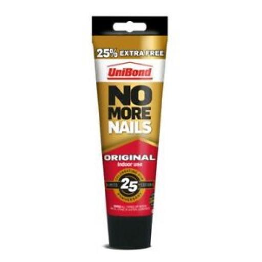 Unibond No More Nails Original Indoor Use Strong Instant Grab Tube 292.5g