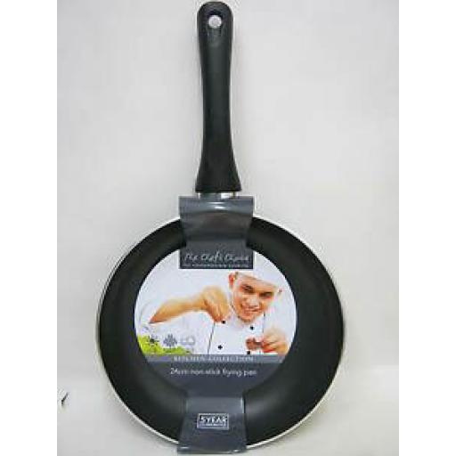 Pendeford The Chef's Choice Non Stick Frying Saute Omelette Pan 24cm P180