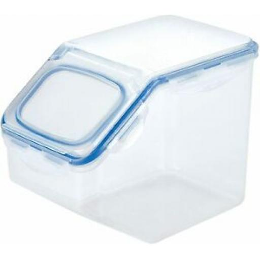 Lock and & Lock Classic Food Container Flip Lid Clear 5.0L HPL700