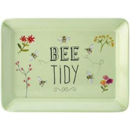 DMD English Tableware Small Scatter Trinket Tray Bee Tidy DD09BVA08