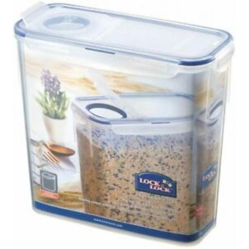 Lock and & Lock Pasta 3.4ltr Food Container HPL713F