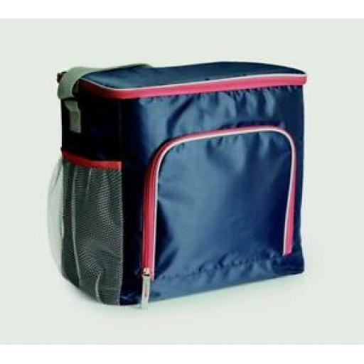 Zento Elite Insulated Cooler Cool Bag 36 Can 30 Litre Navy 13305