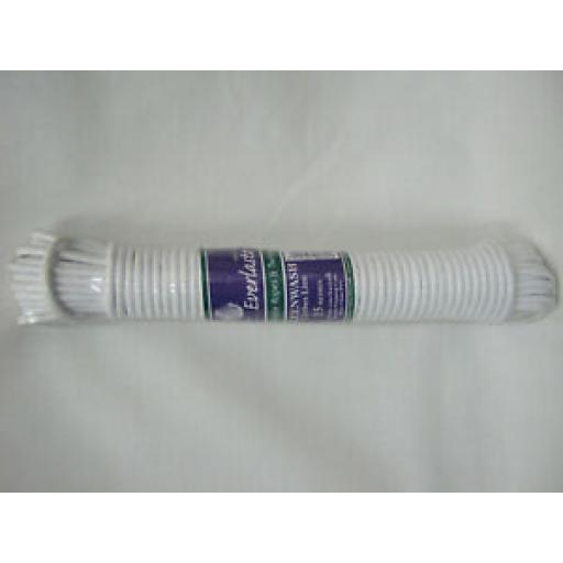 Everlasto Plastic PVC Washing Clothes Line 15 Metres