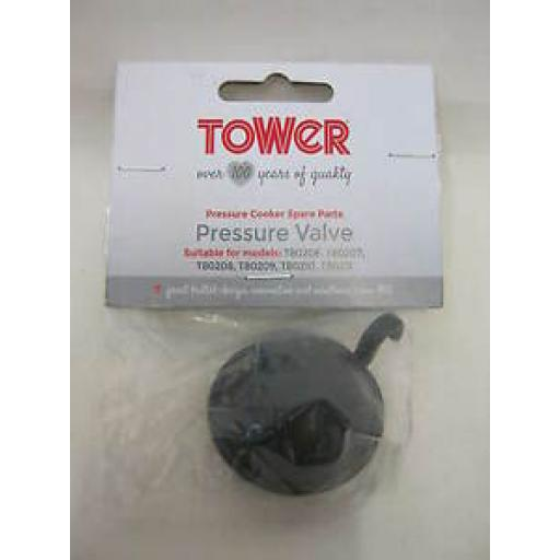 Pressure Valve For Tower Pressure Cooker For Models T80206 T80207 TS2004