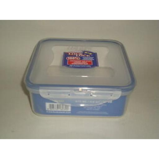 Lock and & Lock Square Food Container HPL823 870ML