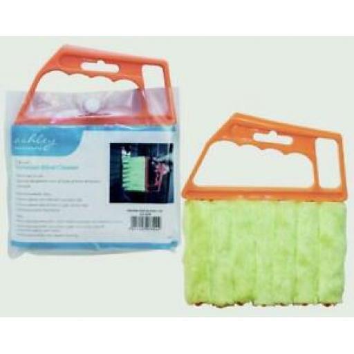 Ashley Venetian Blind And Shutter Cleaning Brush BB-VB102