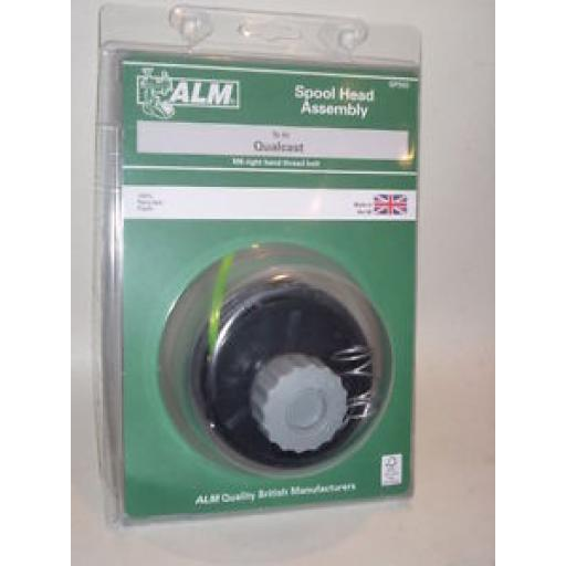 ALM Qualcast QC-PT 3043 TE30H Spool Head Assembly GP302