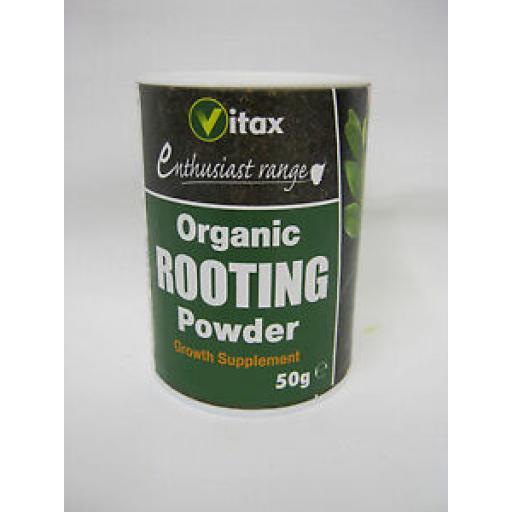Vitax Organic Rooting Powder Growth Supplement 50g