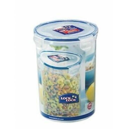 Lock and & Lock Round 1.8ltr Food Container HPL933D