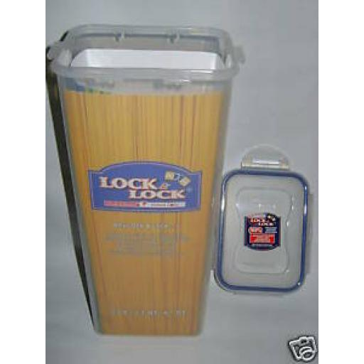 Lock and & Lock Pasta 2.0ltr Food Container HPL819