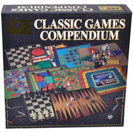 M.Y Traditional Classic Games Compendium Sets TY4060