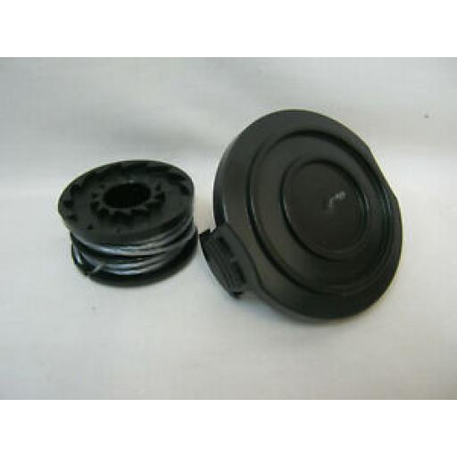 ALM Spool And Line Cover To Fit Spear And Jackson Trimmers S352SET SJ487