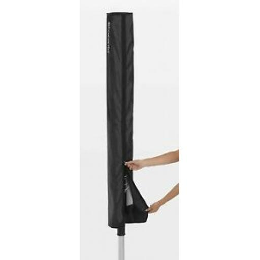 Brabantia Premium Waterproof Rotary Line Airer Drier Cover Black 420405