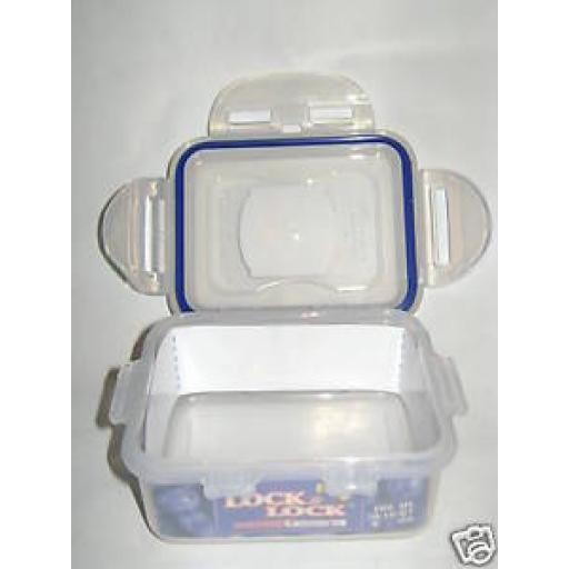 Lock and & Lock Oblong 180ML Food Container HPL805