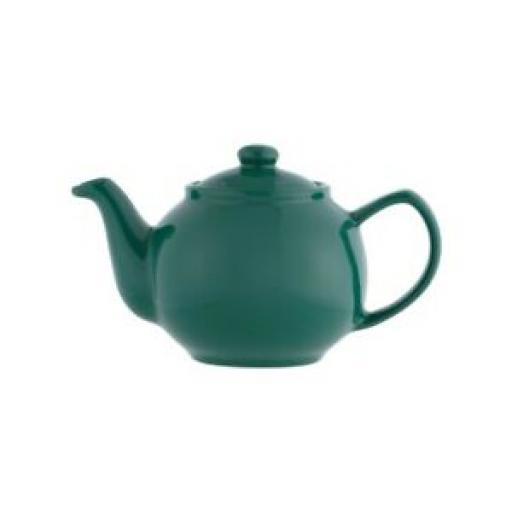 Price And Kensington Small Pot Teapot 2 Cup Emerald Green 0056.779