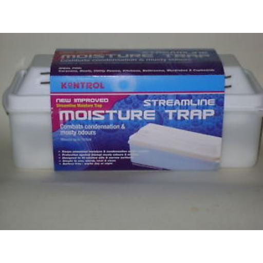 Streamline Kontrol Moisture Trap & Condensation Crystal Unit