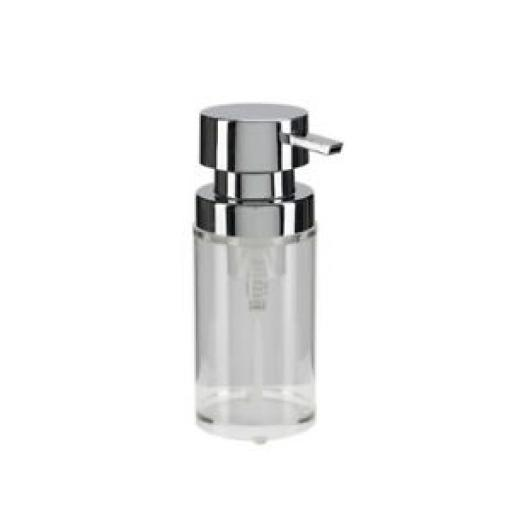 Croydex Liquid Foam Soap Chrome Dispenser PA661341