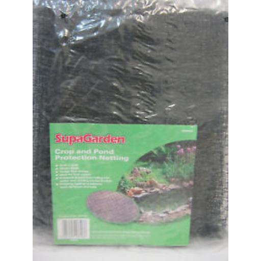 Supagarden Crop And Pond Protection Net Netting 3Mtr X 2Mtr SGPN32 12mm Mesh