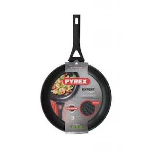 Pyrex Expert Touch Induction Stainless Steel Frying Pan 20cm ET20BFX