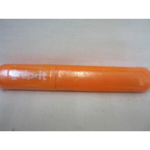 Snip It Handy Deadheading Deadhead Garden Mini Snips Snippers Orange