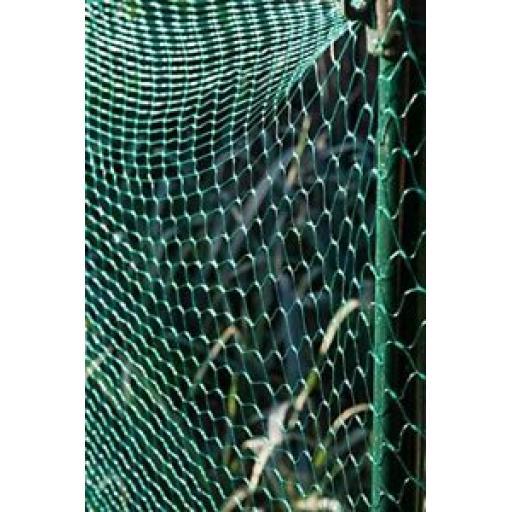 Ambassador Garden Net Green 15mm Mesh 6Mtr X 4Mtr AGN64