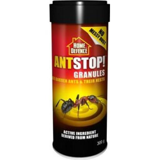 Scotts Home Defence AntStop Granules Destroys Black Ants And Nests Killer 300g