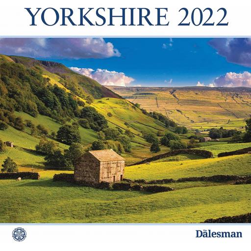 Dalesman Calendar Square Month To View 2022 Yorkshire