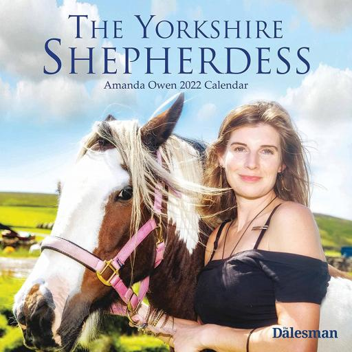 Dalesman Calendar Month To View 2022 The Yorkshire Shepherdess Amanda Owen
