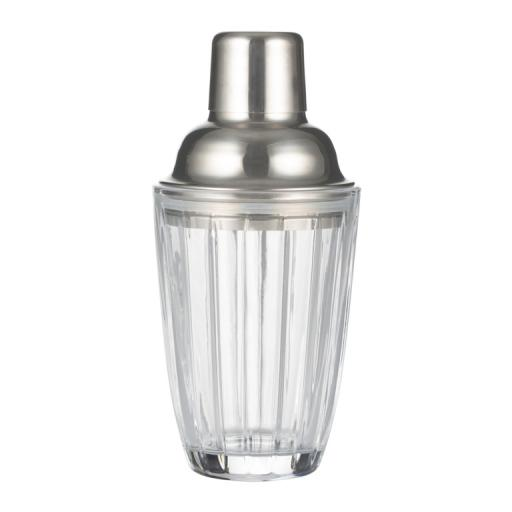 Viners Stainless Steel Glass Cocktail Shaker 280ml 0302.211